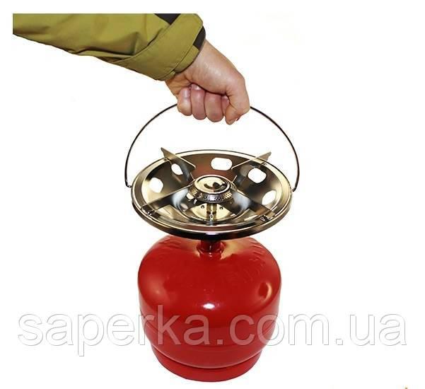 Газовый комплект Кемпинг-Турист 5л - Военторг Сапёрка- оптово-розничный магазин армейской экипировки, одежды, обуви и товаров для туризма в Харькове