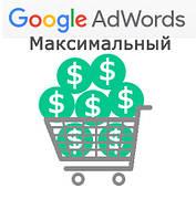 Контекстная реклама в Google AdWords для большого интернет магазина