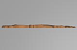 Код ДВ11. Деревянный резной декор для мебели. Декор вертикальный, фото 3