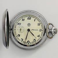 Molnija часы СССР. Карманные часы