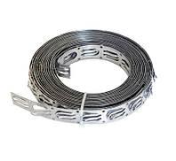 Монтажная лента 2,5 см для толстого кабеля 5-8 мм (теплый пол)
