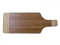 Доска разделочная бамбуковая 45х16,5х1,9 с отверстием SNT 957