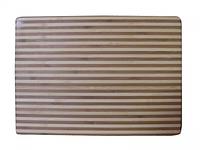 Доска разделочная бамбуковая 30х20х1,9 с отверстием SNT 964