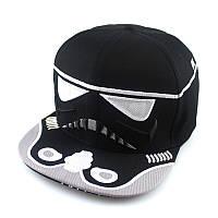 Бейсболка  Звёздные войны Star Wars черный