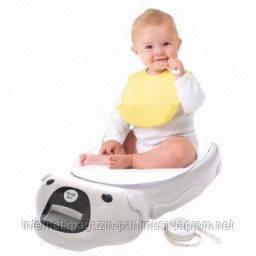 Электронные весы для новорожденных детей  baby scale set