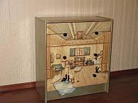 Роспись мебели на заказ в Харькове