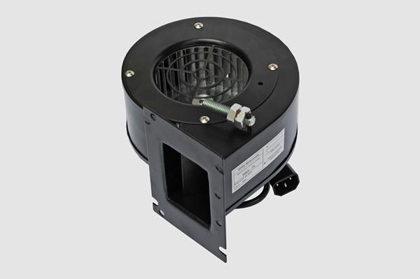 DRV-14 Вентилятор для котла с гравитационной заслонкой