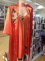 Халат с рубашкой Katerina от ТМ Komilfo