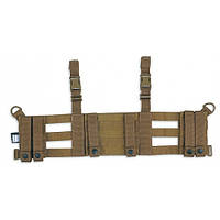 Пояс разгрузочный TASMANIAN TIGER FL Chest Rig coyote brown