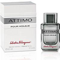 Salvatore Ferragamo Attimo HOMME EDP 60 ml туалетная вода мужская (оригинал подлинник  Италия)