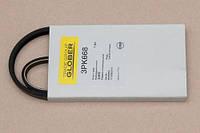 Ремень генератора Дэу Матиз / Daewoo Matiz (Glober) 3PK 668