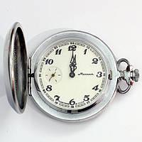 Карманные часы в шкатулке Molnija