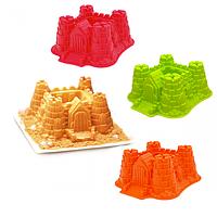 Форма для выпечки 3D Замок 28*24*12 см SNT 20035