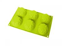 Форма для выпечки кексов 29*16*3см SNT 20005