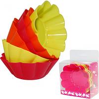 Набор форм для выпечки кексов 7,5*3см SNT 20012