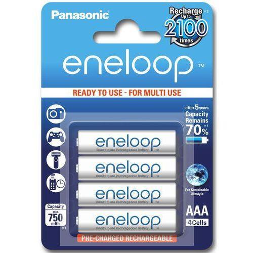 Аккумулятор Panasonic Eneloop AAA 750 mAh Ni-MH