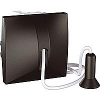 Выключатель Schneider-Electric Unica кнопка с шнурком графит. MGU3.226.12