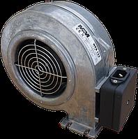 WPA-135 Вентилятор для котла с гравитационной заслонкой двигатель EBM Papst (германия)