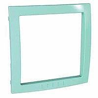 Рамка Schneider-Electric Unica Colors внутренняя светло зеленый. MGU4.000.48