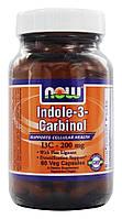 Индол-3-карбинол с экстрактом льна / Indol-3-carbinol, 200 мг 60 капсул