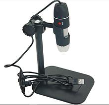 Цифровий USB мікроскоп 500x на штативі