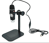 Цифровой USB микроскоп 500x  на штативе, фото 2