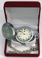 Молния часы на цепочке