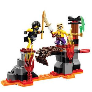 Конструкторы Ninja, Minecfart, StarWars, Bionicle, SuperHeroes