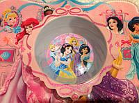 Тарелочка Disney princesses