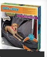 Автомобильный чехол для перевозки собак Pets at Play Back seat cover (Петс эт Плэй Бек Сит Ковер)
