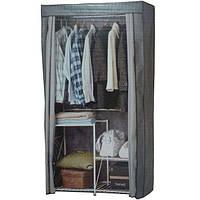 Шкаф-гардероб с полками, фото 1