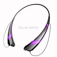 Беспроводные Bluetooth наушники Sport TM-760 Pink