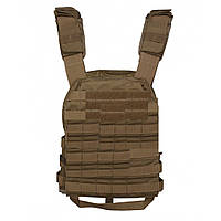 Разгрузочный жилет TASMANIAN TIGER Plate Carrier MK3 coyote brown