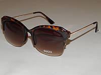 Солнцезащитные очки GUCCI пятнистая оправа 751085