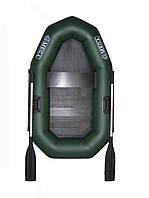 Надувная одноместная гребная лодка из ПВХ Q190LS
