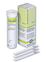 Индикаторная бумага для определении  щелочной фосфатазы тест Phoshpatesmo