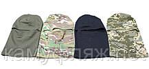 Маска - балаклава, шапка черная, фото 3