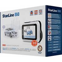 Автосигнализация StarLine Е60 (опция 2CAN SLAVE) T2.0