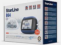 Автосигнализация StarLine B64 2CAN 2SLAVE T2.0