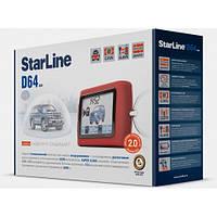 Автосигнализация StarLine D64 2CAN 2SLAVE T2.0
