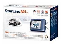 Автосигнализация StarLine с автозапуском A91/A91 4х4