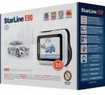 Автосигнализация StarLine с автозапуском Е90  GSM(опция 2CAN 2SLAVE) T2.0