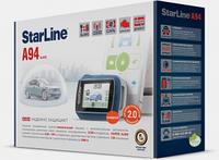 Двусторонняя сигнализация StarLine с автозапуском А94 2CAN GSM 2SLAVE T2.0