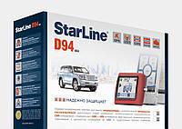 Двусторонняя сигнализация StarLine с автозапуском D94 2CAN GSM 2SLAVE T2.0