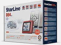Двусторонняя сигнализация StarLine с автозапуском D94 2CAN GSM/GPS 2SLAVE T2.0
