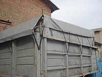 Тент на зерновоз, фото 1