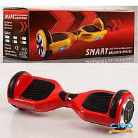 Гироскутер Смартвей SmartWay ES-01-2 черный,колеса 6,5 дюймов