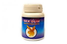 "Універсальна збудлива жуйка ""Sex Gum""."