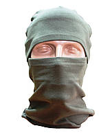 Маска - балаклава, шапка олива хаки