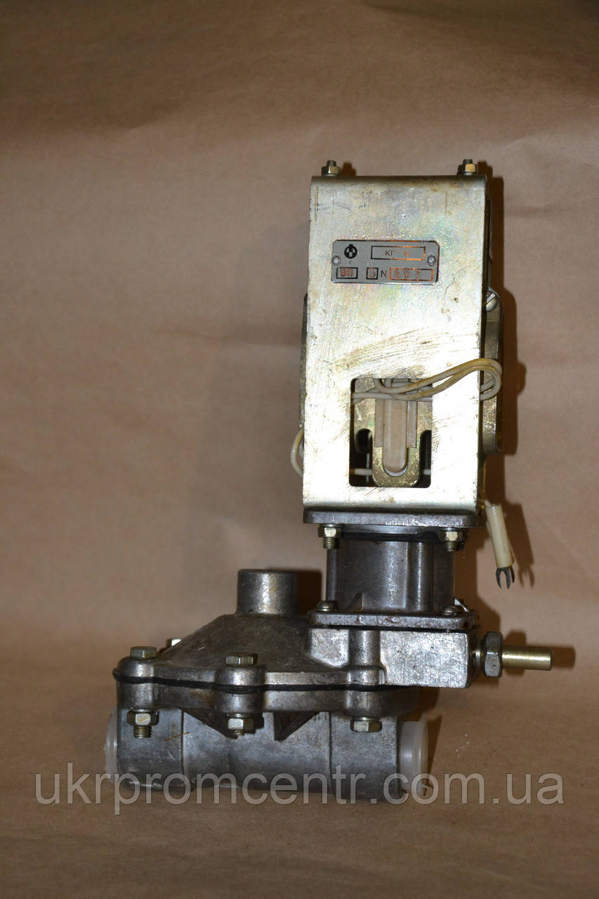 Клапан газовый электромагнитный КГ-20